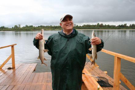 оптовая рыболовная база в березовском