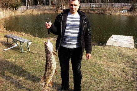 рыбалка шамиран
