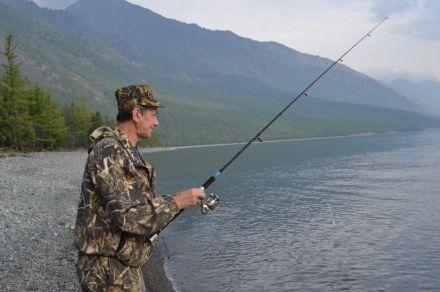 как ловить в чивыркуйском заливе