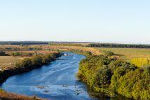 Река Быстрая Сосна