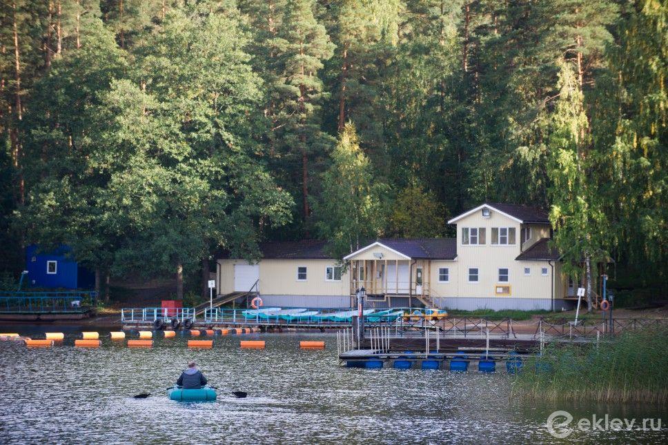 Коттедж 1 суходольское озеро 10 д ольховка