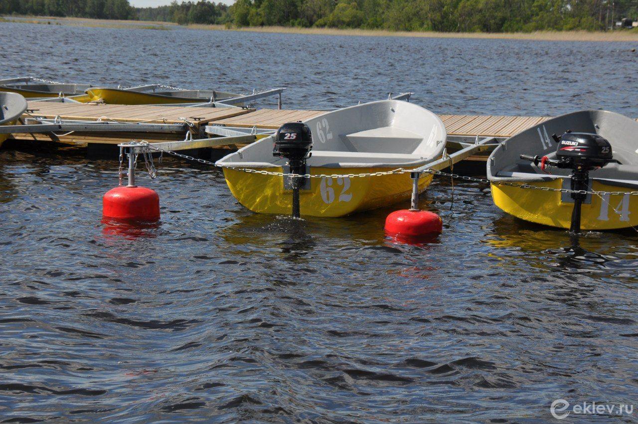 пластиковые лодки приозерск