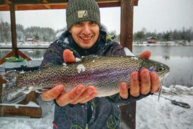 рыболовный тур в ленинградской области