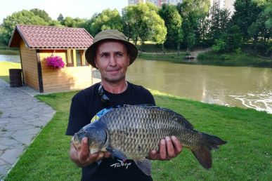 рыбалка клуб белая
