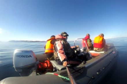 тур рыбалка баренцево